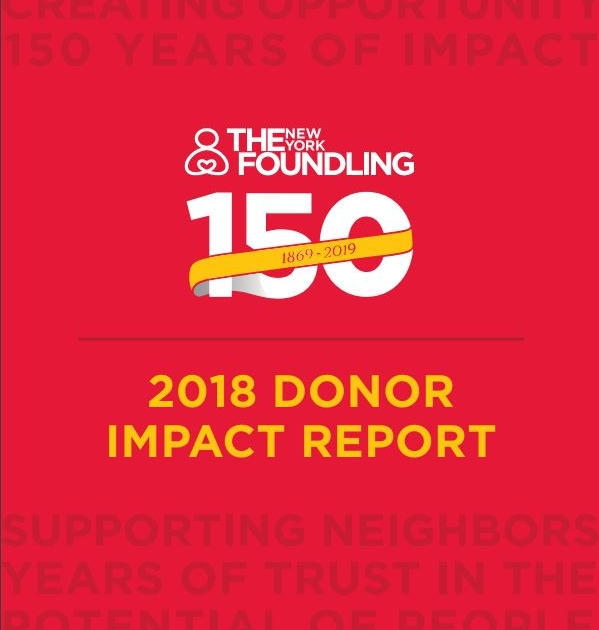 Donor Impact Report 2018