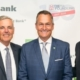 Bill Baccaglini (President & CEO, New York Foundling), Gregory Braca (President & CEO, TD Bank) and Robert E. King, Jr. (New York Foundling Chairman of the Board) at NYF Gala