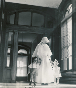 Nun at The Foundling