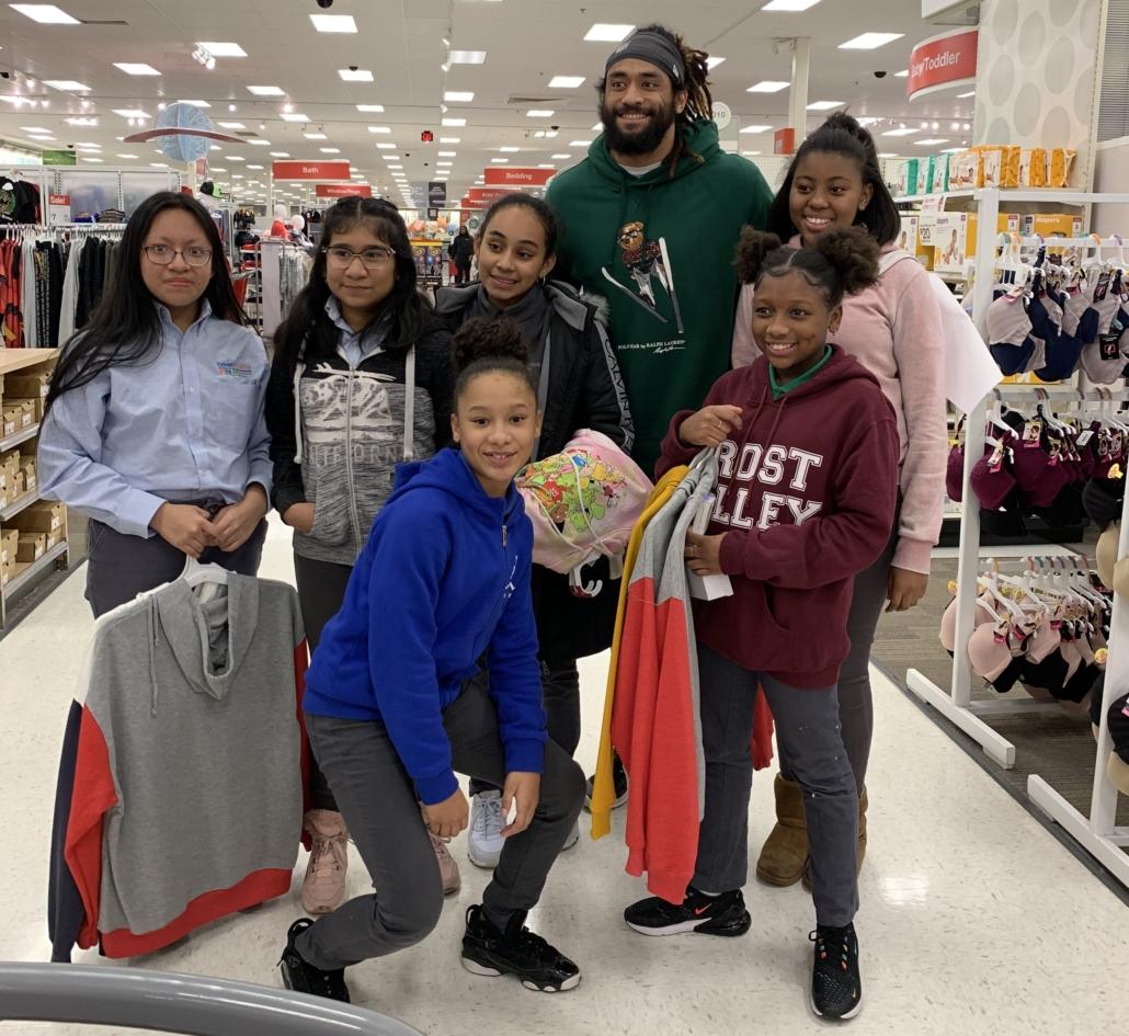 Jets Shopping Spree 2019