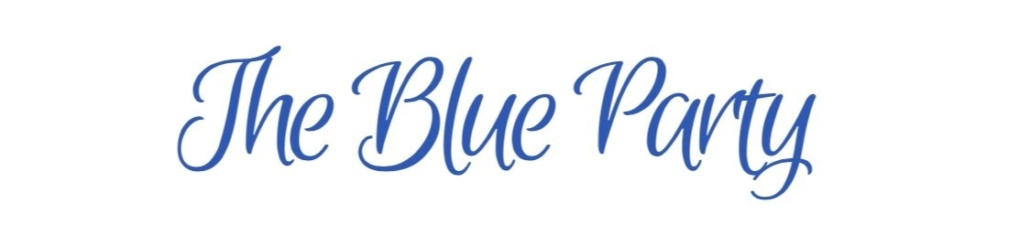 Blue Party Logo