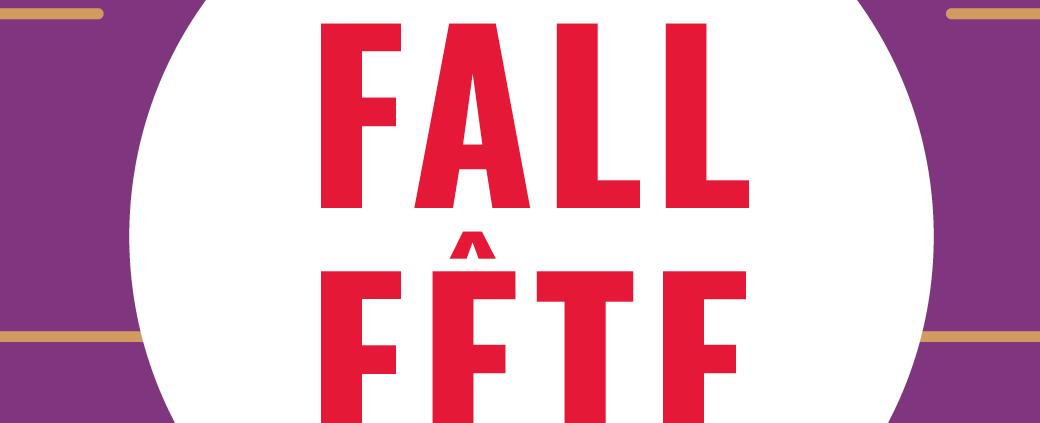 Fall Fete